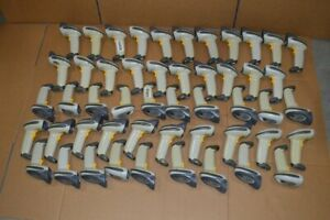 Lot Of 50 Symbol Tech Inc Hand Held Laser Barcode Scanner W o Cable