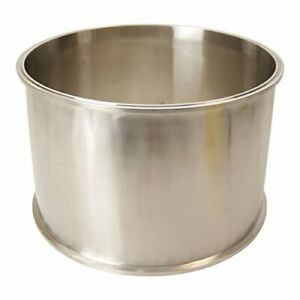 Sanitary Spool Tri Clamp 12 In X 6 In Stainless Steel Ss304