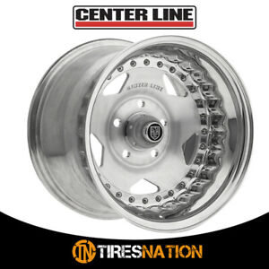 1 Centerline 070000p Convo Pro 15x7 5x4 50 81 00 Hub 06 Polished Wheel Rim