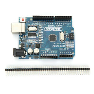 5pcs Uno R3 Atmega328p Development Board Geekcreit For Arduino Products That