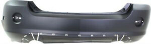 Primed Rear Bumper Cover Replacement For 2012 2015 Chevy Captiva Sport