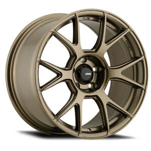 4 New 19x10 Konig Ampliform Bronze Gloss Wheel Rim 5x120 Et28 Am09520288