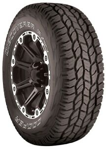1 New Cooper Discoverer A t3 111t 60k mile Tire 2557016 255 70 16 25570r16