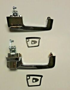 Mopar 68 69 70 Charger Daytona Door Handles Exterior New