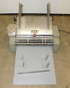 18 Count Perfmaster Sprint Pm 18 Perforating And Scoring Machine Used