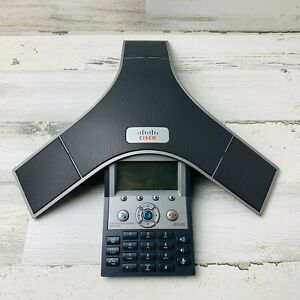 Cisco Polycom Voip Conference Station Phone Cp 7937g Used