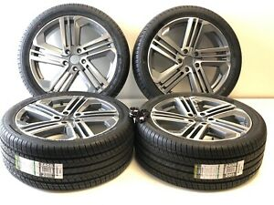 18 Inch Wheels And Tires Fit Vw Golf R Gti Jetta Passat 245 40 18 West Lake