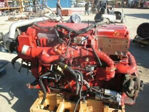 2008 Cummins Isx Epa 08 Engine Assembly Complete Free Ship 1 Year Warranty