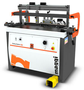 Maggi Model System 29 Construction Line Boring Machine