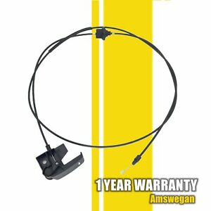 Hood Release Cable For 1999 07 Chevy Silverado 1500 2500 3500 Gmc Sierra