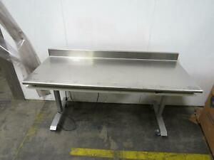 6 Ft Stainless Steel Table Top For Restaurant T153872