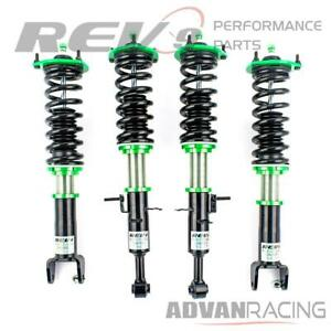 Hyper Street One Lowering Kit Adjustable Coilovers For Infiniti Q50 Rwd 14 20