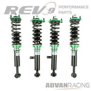 Hyper Street One Lowering Kit Adjustable Coilovers For Lexus Gs 98 05