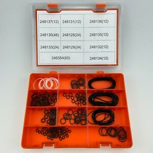 Aftermarket 12 Sets 246355 Complete O rings Kit Fits Graco Fusion Ap Spray Gun