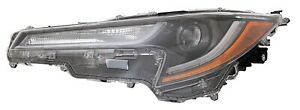 Fit Toyota Corolla 2020 L Le Left Driver Headlight Head Light Front Lamp W bulbs