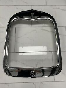 Model A Ford 28 29 Grill Radiator Shell Chrome Brattons