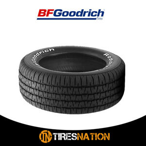 1 New Bf Goodrich Radial T A P255 70r15 108s Tires