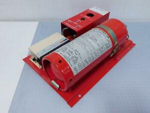 Miyata Csa 3 Automatic Fire Extinguisher For Electric Discharge Machine T145432