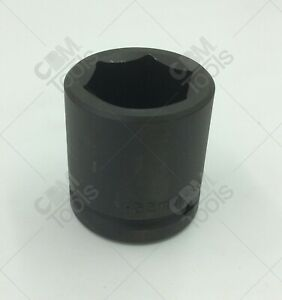 Sk Hand Tools 84733 33mm 3 4 dr 6 Point Impact Socket