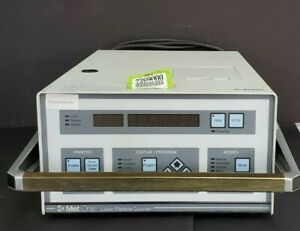 Met One A2408 1 115 1 Laser Particle Counter 2082784 01 0 3um 1cfm