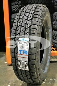 2 New Cooper Discoverer At3 4s 109t 65k Mile Tires 2357515 235 75 15 23575r15