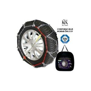 Snow Chains 245 65 17 R17 Suv Van Camper 4x4 Off Road Mpv 15mm