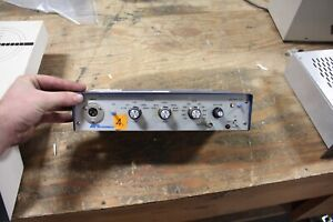 Wpi W p Instruments Inc Model Dam 6a Differential Preamplifier