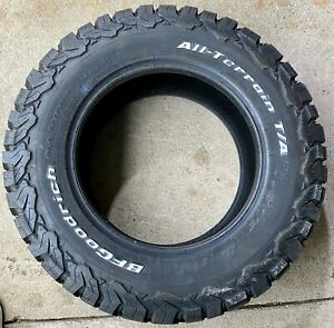 X1 New Bfgoodrich All Terrain T a Ko2 Lt265 65r17 Baja Champion Tire 120 117s