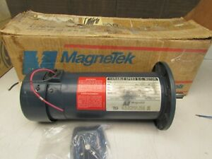 New Magnetek 46606372143 0a Variable Speed Dc Motor 180 Vdc 1725 Rpm 3 4hp