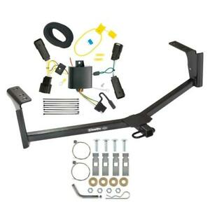 Trailer Tow Hitch For 13 20 Ford Fusion Except Sport W Wiring Harness Kit