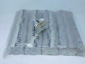 Lot Of 55 Siemens 5sy6125 6 Circuit Breakers 1 Pole W 5st3010 Auxiliary Circuit