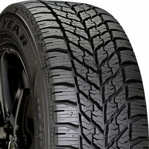1 New 235 75r15 Goodyear Ultra Grip Winter 75r R15 Tire 28228