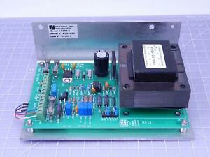 Magtrol 5250 2 003991 Current Regulated Power Supply T139822