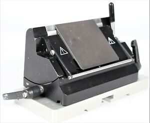 Cryostat Knife Holder Low profile Blade Assembly For Leica Rotary Microtome