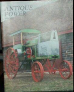HEIDER Tractor History Hart Parr 18-28 ANTIQUE POWER 1994