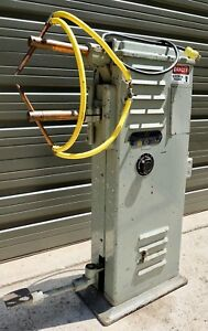 Dyer Welder 2 1 2 Kva 220v 60cycles Spot Welder Rex Heavy Duty Fau2 Water Cooled