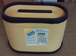 Napa 9886 Gold Air Filter Truck Car Automotive Vehicle Parts Wix