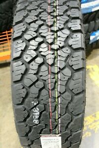 4 New General Grabber A Tx 119s 50k Mile Tires 2756020 275 60 20 27560r20