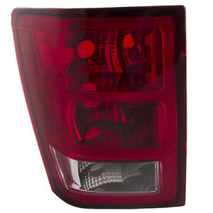 Tail Light Left Driver Side Fits 2005 2006 Jeep Grand Cherokee