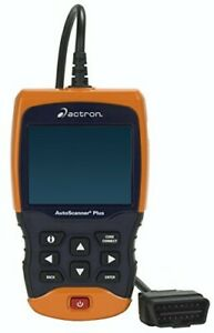 Actron Cp9680 Autoscanner Plus Obd Ii Scan Tool For All 1996 And Newer And Selec