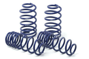 Suspension Lift Kit raising Spring H r Special Springs Fits 02 07 Jeep Liberty