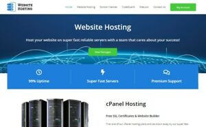 Start Your Own Website Hosting Business Template Whmcs Reseller Domain