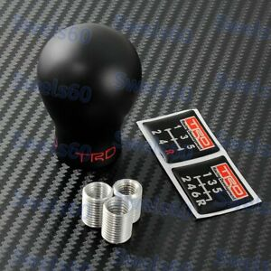 Trd Duracon 5 6 Speed Manual Racing Shift Knob For Toyota Frs Ae86 Supra Mr2 Tc