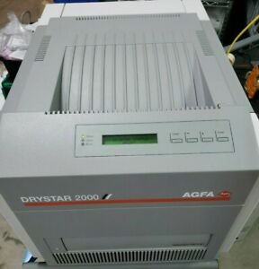 Type 5358 999 Agfa Drystar 2000 Film Processor