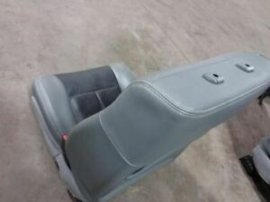 Passenger Front Seat Bench 40 20 40 Air Bag Fits 11 Ford F150 Pickup 774907