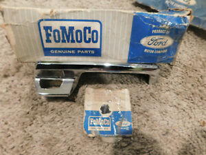 Nos 1965 Ford Fairlane Passenger Side Front Outside Door Handle C5oz 6222404 A