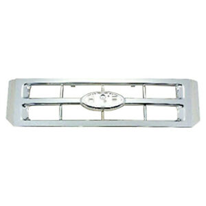 New Replacement Chrome Grille For 2008 2009 2010 2011 2012 Ford Escape Xls Xlt