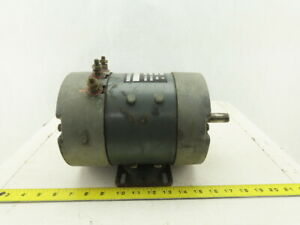 General Electric 5bc48jb811 24v Dc Motor Golf Cart Warehouse Personnel Utility