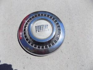 Vintage Dog Dish Poverty Hub Cap Pontiac 54 55 56 57 58 59 1954 1956 1957 1959