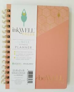At a glance Inkwell Fitness 12 Week Planner ip619 601